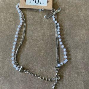 Jewelry - POL brand choker necklace